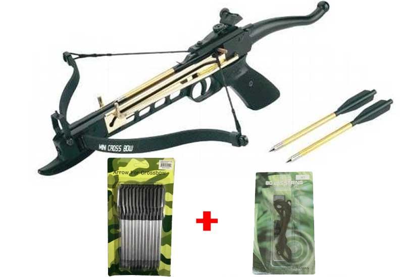 Corde de rechange pour Cobra pistolets arbalète